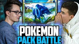 Das Retro Pack Luck Battle! 😱 POKÉMON Suicune Tin-Box Pack Battle