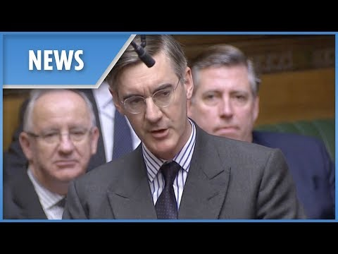 Jacob Rees-Mogg on Theresa May's Brexit deal