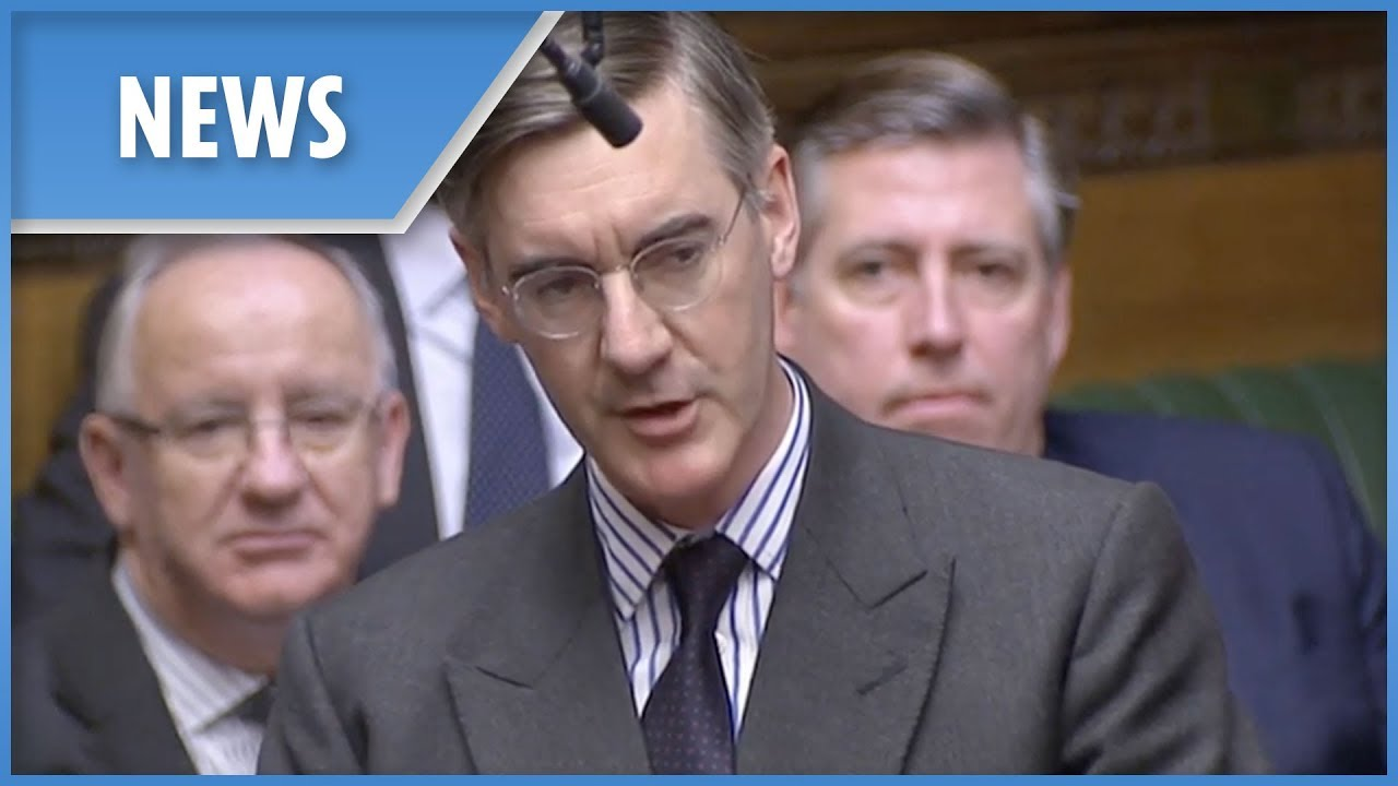 Mogg on Theresa May's Brexit deal