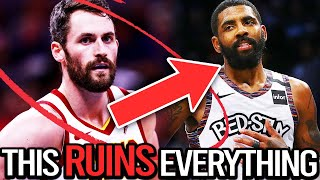 The BROOKLYN NETS Are TRYING To Do THE UNTHINKABLE (ft Kyrie Irving, Kevin Durant, James Harden)