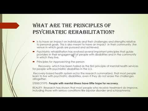REHC 5350  Marketing Psychiatric Rehabilitation Assignment2