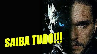 ROTEIRO DA OITAVA TEMPORADA DE GAME OF THRONES (ÚLTIMA TEMPORADA)