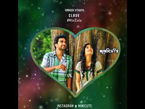 Vinmeen Vithaiyil Thegidi Bgm | Tamil Whatsapp Status Video | Love Bgm
