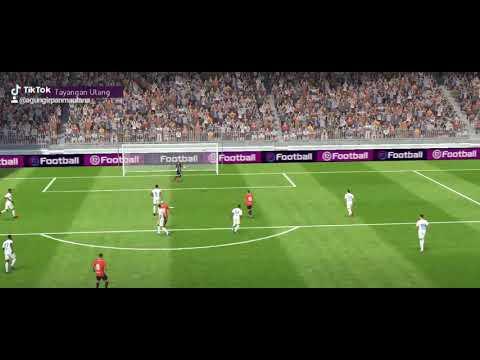 Cuplikan Goal Luka Modric - E-football PES 2020