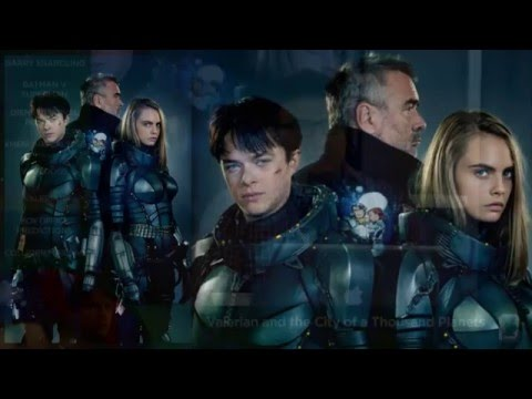 New Images Released for Luc Besson's New Sci-Fi Movie - Collider