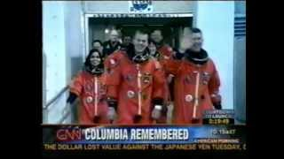 STS-114 Launch CNN Coverage Part 1