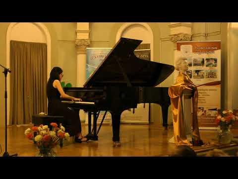 WeiYun Chang plays Chopin's Mazurka in F-sharp minor, op.59, no.3