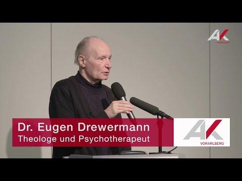 Eugen Drewermann: Vertrauen statt Angst