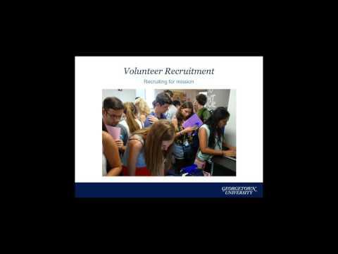 Effective Volunteer Recruitment & Management Strategies for Non-Profits