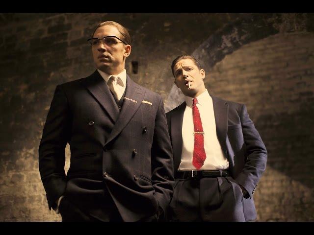 実在した双子のギャングを、トム・ハーディが一人二役で熱演!映画『レジェンド 狂気の美学』予告編