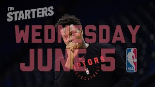 NBA Daily Show: June 5 - The Starters