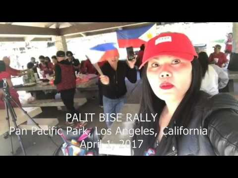 #PALITBISE DDS-MAHARLIKANS RALLY at Pan Pacific Park