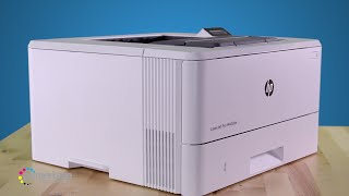 HP LaserJet Pro M402DN Mono Laser Printer Review | printerbase.co.uk