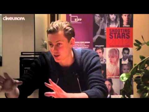 Bill Skarsgård - interview Shooting Stars 2012
