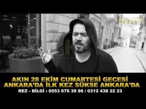 Akın - Anlatamıyorum ile Ankara'da İlk Kez