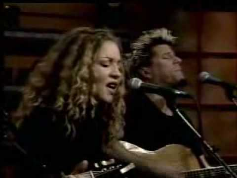 Amanda Marshall I Believe In You - Acoustic Version Live
