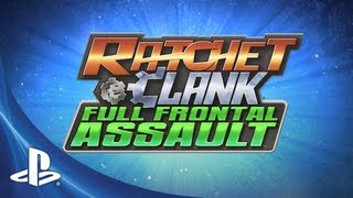 Ratchet & Clank: Full Frontal Assault Molonoth Fields Trailer