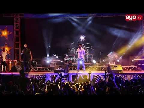 MR. Blue alivyompandisha Nyandu Tozi kwenye Stage ya Fiesta DSM