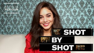 Vanessa Hudgens Breaks Down How She Played Triplets in Princess Switch: Switched Again | Netflix