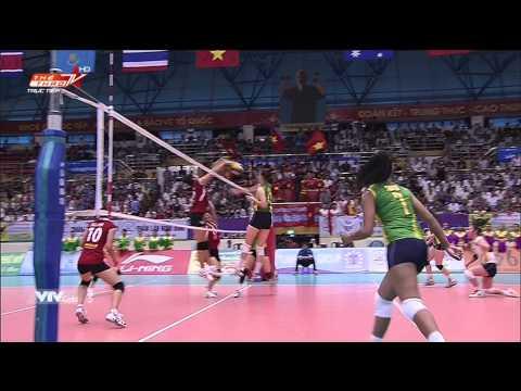 Vietnam vs Australia - VTV Cup 2014 D3