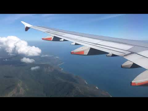 Jetstar Airbus A321 | Sydney To Cairns