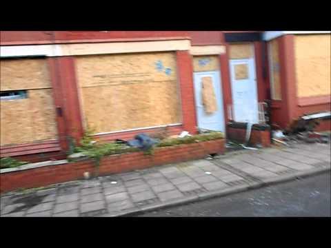 UK's worst Street Birkenhead, Liverpool CH41