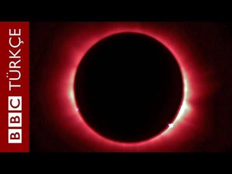 Güneş Tutulması Dünya Güneş Ve Ayın Muhteşem Dansı Bbc Türkçe