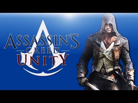 Assassin's Creed Unity Co-op (Noob Assassins!)