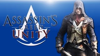 Assassin's Creed Unity Co-op (Noob Assassins!)