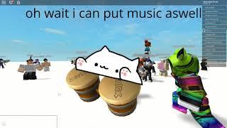 Bongo Katze Meme in Roblox!