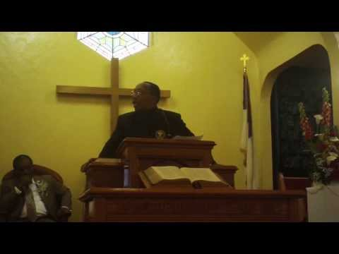 """Pastor J. Richard Bass """"Still Standing"""" (Founders Day @ Whole Truth COGIC honoring Bishop Wade)"""
