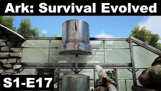 Metal Water Reservoir - Ark: Survival Evolved - Xbox One - S1E17