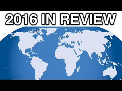 2016 in Review: A Brief Geopolitical Analysis