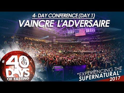 Pasteur Gregory Toussaint   4-DAY Conférence 2017 (Day 1) I Vaincre L'adversaire