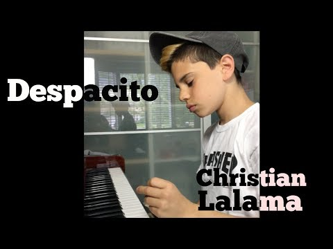 Luis Fonsi, Daddy Yankee - Despacito Ft. Justin Bieber - Christian Lalama(Cover)
