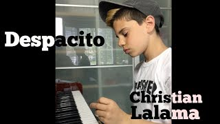 luis fonsi daddy yankee   despacito ft justin bieber   christian lalama cover