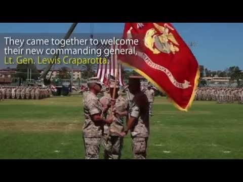 I MEF Change of Command