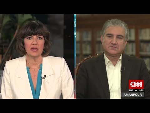 Minister of Foreign Affairs Shah Mahmood Qureshi Exclusive Interview on CNN Amanpour (28.02.19)