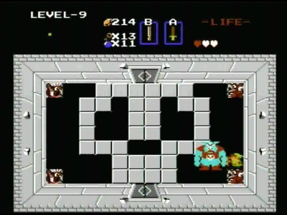 The Legend Of Zelda Ganon Wooden Sword