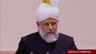 Peace Conference with Hadhrat Khalifatul Massih V - Part 08