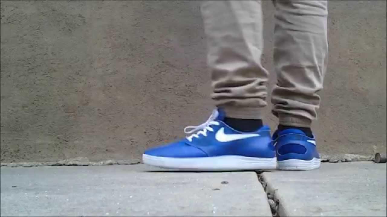 sale retailer ec8ac 89893 Nike Sb Lunar Oneshot Blue Floral