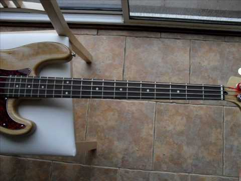 custom mighty mite precision bass demo custom mighty mite precision bass demo