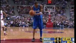 2003 Playoffs Magic vs Pistons - GAME2 - Part 1