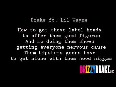 Drake  Ignorant Shit Lyrics Correct