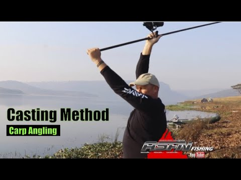 Casting Method - Specimen Carp Angling