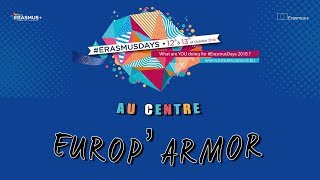 TEASER - #ErasmusDays à Europ'Armor (13 octobre 2018)