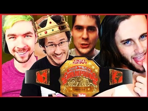 JackSepticEye & Markiplier vs PopularMMOs and Ssundee   TAG TEAM CHAMPIONSHIP FINAL   [S3e16]