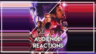 Avengers Endgame Audience Reactions