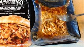 Food Review- Jack Daniel's Pulled Chicken Bbq