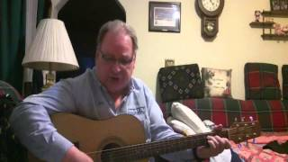 """""""Green Green Grass Of Home"""" by Johnny Cash (Cover)"""